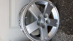 Mitsubishi Outlander rims with sensors Kitchener / Waterloo Kitchener Area image 1
