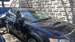 """SUBARU OUTBACK XT 2005 TURBO LIMITED REDUCED FROM $1,500.00"""""""