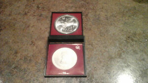 1976 Montreal Olympic Coin