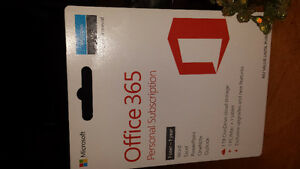 Microsoft Office 365  personal brand new