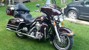 2007 Harley Davidson Ultra Classic in Mint condition
