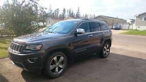 MINT 2014 Jeep Grand Cherokee Limited!!!