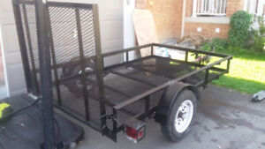 utility trailer 7.5x4.5 *SOLD*