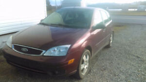 2006 Ford Focus Hatchback $250 AS IS ***NEED GONE!!***