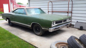 1969 Coronet, R/T, Super Bee,500,440 wanted