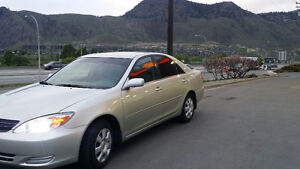 LOW KMS ONLY 120 K , 2003 Toyota Camry LE Sedan