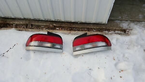 94-01 Subaru JDM Tail Lights Great Condition!! 2 Set Available!!