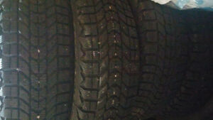 Set tire hivers 175/70R13