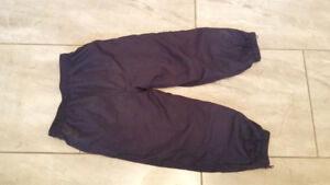 Athletic Works dark blue splash pants in size boys 3T