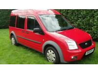 2010 Ford Tourneo High Roof MOTORHOME TDCi 90ps MPV Diesel Manual
