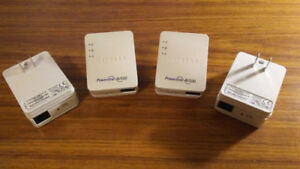 Netgear Powerline XAV5201 AV500 Nano - 4 adapteurs