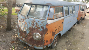 Old VWs Wanted - Buses, Bugs, Vanagons, Westfalia, etc