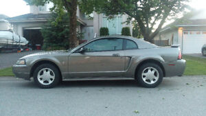 2001 Ford Mustang $3700
