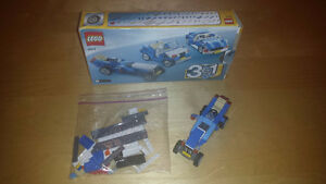 Lego - 3in1 Cars - (6913) West Island Greater Montréal image 1