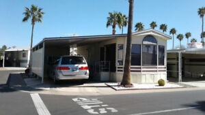 Park model for rent in Towerpoint in Mesa
