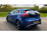 2018 Volvo V40 T2 R-Design Nav Plus with Acti Manual Petrol Hatchback