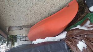Great family canoe need gone in a hurry