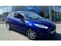 2016 Ford Fiesta 1.25 82 Zetec 3dr- Bluetooth, Heated Windscreen, Tinted Glass,