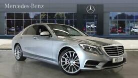image for 2015 Mercedes-Benz S-CLASS S350 BlueTEC AMG Line 4dr Auto [Executive] Diesel Sal