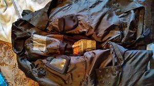 DC exotex 5000s series snowboarding jacket