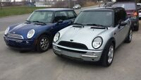 2002 MINI COOPER certified and etested