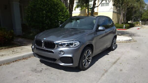 BMW X5 M-PACKAGE RENT ME NOW ! LOUER MOI! ! WOW !