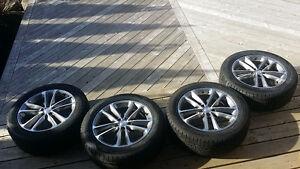 4 Brand new all season tires and rims from a 2017 Hyundai