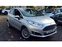 2014 Ford Fiesta 1.0 Titanium 5dr Manual Petrol Hatchback