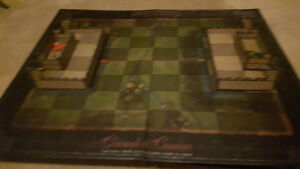 Beautiful Medieval  Chess Game