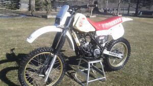 1982 yz125 for sale or trade