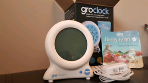 Gro clock for toddlers