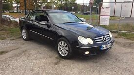 Mercedes clk 1.8 petrol 170bhp