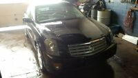 2003 Cadillac CTS Sedan with newer  engine with 80 k