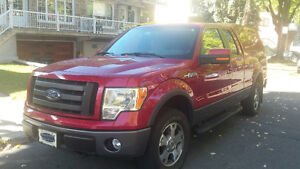 2009 Ford F-150 toit ouvrant, mags Fourgonnette, fourgon