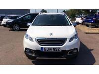 2014 Peugeot 2008 1.2 VTi Allure 5dr Manual Petrol MPV
