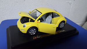 1998 Volkswagen New Beetle diecast car