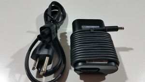 Genuine Dell Slim AC Adapter 45W for XPS Ultrabook 13