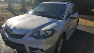 Acura RDX AWD 2011 Tech package