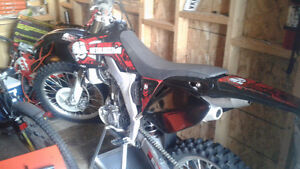Motocross for sale/ motocross a vendre