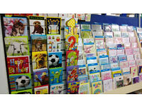 Greeting Cards and more, Franchise for sale, Sheffield. Business for sale Sheffield.