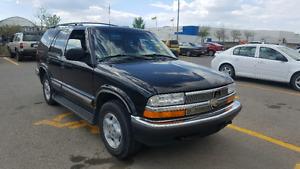 1999 Chevrolet Blazer 4/4
