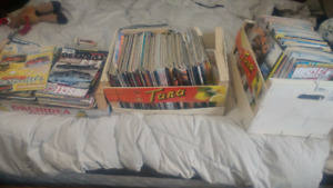 lots of car mags