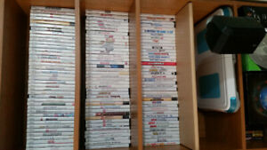Wii 120 games and system