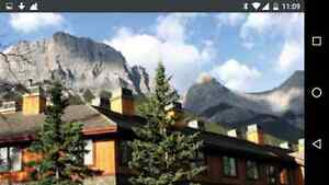 CANMORE 2Bedroom August 27- Sept.03