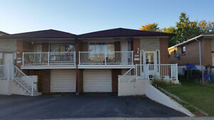 3 BEDROOM HOUSE FOR RENT ON CLARA DRIVE, MALTON, Mississauga.