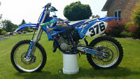 2002 YZ125 Great Bike, No Time to Ride
