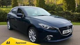 2014 Mazda 3 2.0 Sport Nav Automatic Petrol Hatchback