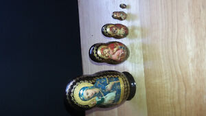 Matryoshka 5 layered doll