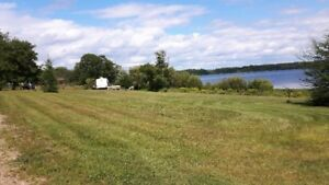 Waterfront property.  Reduced