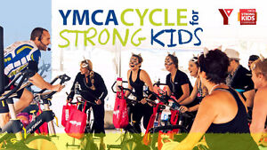 YMCA Cycle for Strong Kids Garage Sale
